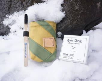 Rock Climbing Chalk Bag for A Child/Kid