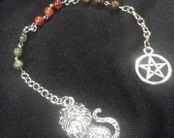 Elemental Prayer Beads - Fire
