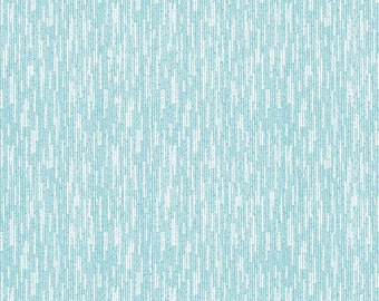 Cotton Shuffle Aqua: Riley Blake Designs Cotton Basics 1 Yard Cut
