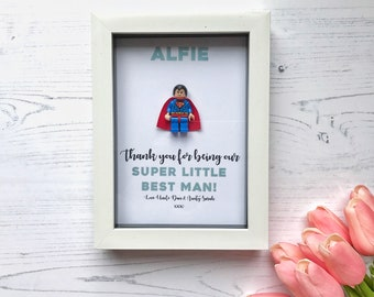 Page Boy Gifts | Wedding Gifts | Best Man Gifts | Gifts for Best Man | Wedding Party Gifts | Superhero Gifts | Ring Bearer Gift | Usher Gift