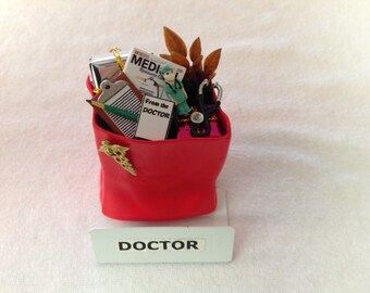 Doctor Ornament