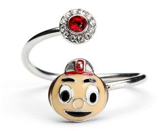 Ohio State Brutus Ring | OSU Ring | OSU Jewelry