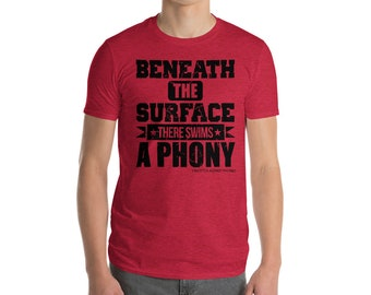 Beneath The Surface There Swims A Phony 0084b