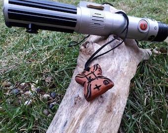 Star Wars Japor Snippet 500 year old wood