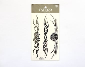 Tribal  tattoos / Temporary tribal tattoos