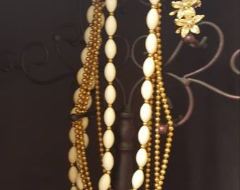 Vintage Necklaces and Earrings