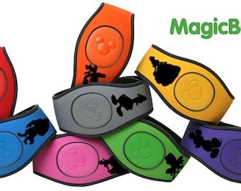 Magic Band Decals // Disney // Vinyl Decals // Customize Your Magic Band