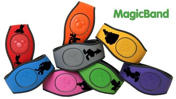 Magic Band Decals Disney Vinyl Decals Customize Your - Magic band vinyl decals