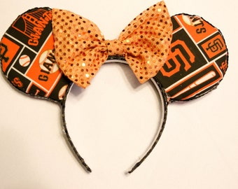 San Francisco Giants Minnie Ears