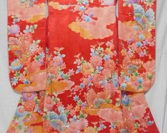 Japanese Furisode