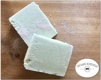 Margarita Salt Soap Bar