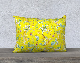 Whimsical Love 20x14 Pillow Case