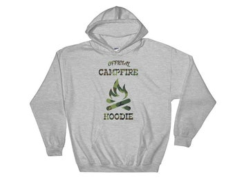 Official Campfire Camouflage Sweatshirt