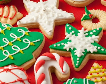 CHRISTMAS COOKIE Fragrance Oil for Candle, Potpourri & Soap Making - Choice of Bottle Sizes