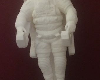NASA Astronaut EVA statue | figure | Space exploration | space shuttle era