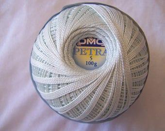 DMC 5145 blue water for crochet cotton