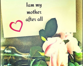 Mother birthday card |For her |Mum card |mums birthday |Mothers day