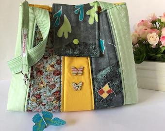 Bag Patchwork shopper shoulder bag gift women