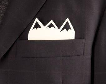 Pocket Art mountains for men