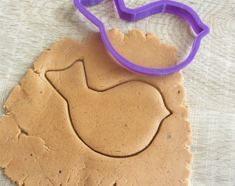 Bird #01 cookie cutter