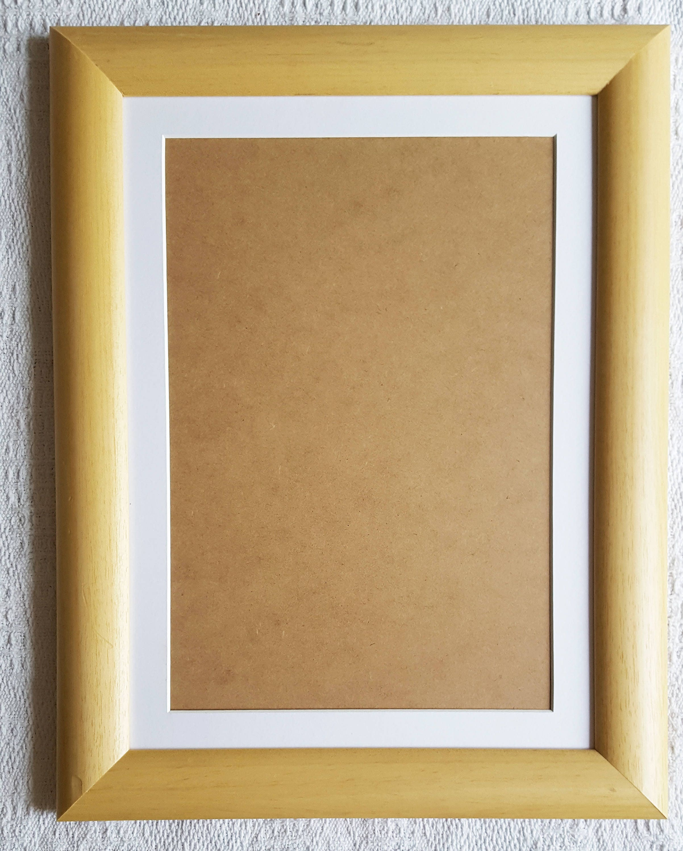 Glatte Holz Frame A3 Frame Rahmen Foto Bilderrahmen distressed