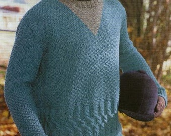 Man Sweater