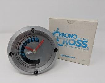 Chrono Cross Clock - Squaresoft / Sony PlayStation Japanese Promotional Item