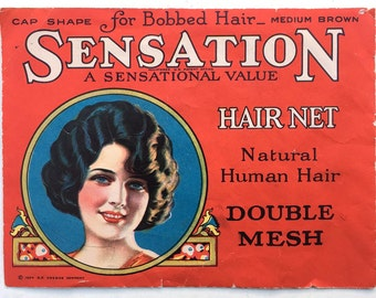 30's Sensation Hair Net