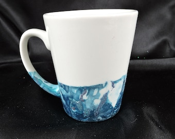 Hand Dipped Coffee Mug
