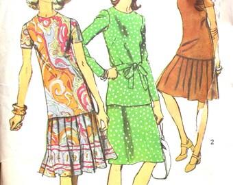 2 Piece Dress  Bust 38
