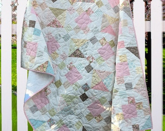 Simply Charming Downloadable Quilt Pattern
