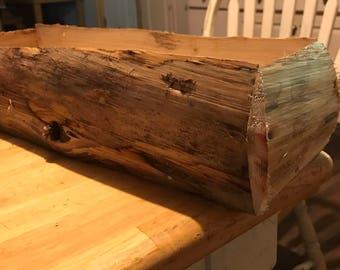 Natural Cedar Flowerbox