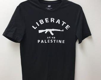Liberate Palestine T-shirt