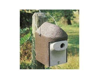 Schwegler Birdhouse Predator Proof German Eastern bluebirds Tree Swallow Wrens Chickadees nuthatch titmice Bird Nest woodpeckers FREE SHIP