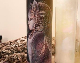 Novena/7 days Goddess Candle - Bastet