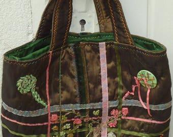 A unique purse