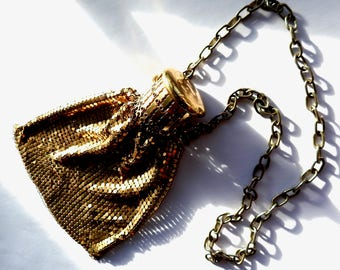 Vintage Mesh Bag