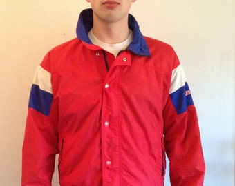 CB Windbreaker Jacket Mens Large