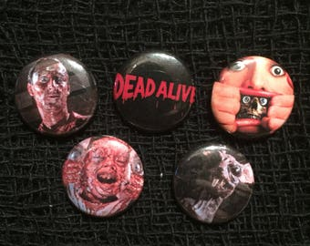 """Dead Alive 1"""" Pin Pack"""