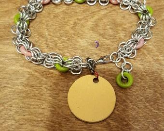 Bright Luminum Butterfly Bracelet