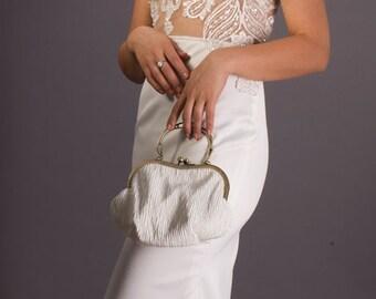 Vintage style clutch, Bridal Clutch, Bridal purse Lace, Bridal ivory clutch, wedding clutch,bridal Clutch bag |  Bridal clutch bag ivory