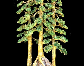 Avatar Pines I Wall Sculpture