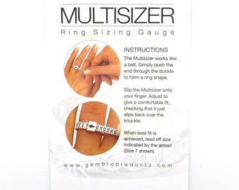 Ring Sizer- The easiest way to know