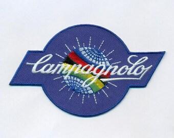 Campagnolo World Globe patch
