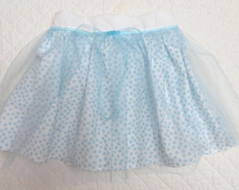 Frozen 4 to 7 years old girl skirt