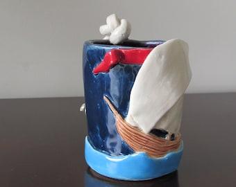 Sailor's Surprise Nautical Mug