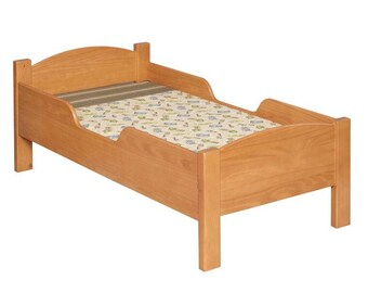 Little Colorado Traditional Toddler Bed - Wood
