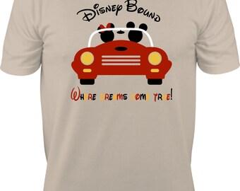 Family Disney Vacation Shirt Set, Disney Vacation, Shirts, Disney Shirts, Disney Bound Shirt, Disney Bound Where Dreams Come True Shirt Set