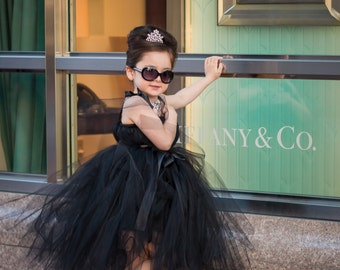 Breakfast at Tiffany's Tutu Dress by Atutudes The Original | Breakfast At Tiffanys Halloween Costume | Kids Girls Costumes