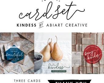 Kindess | Cutesy Card